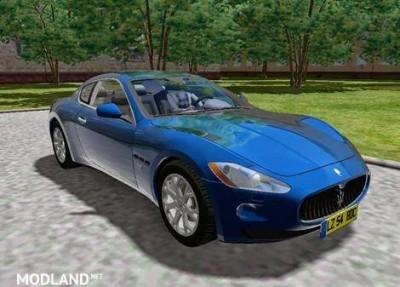 Maserati Granturismo [1.3.3], 1 photo